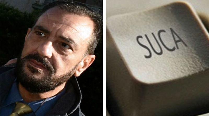 Fabio Citrano suca a Salvini
