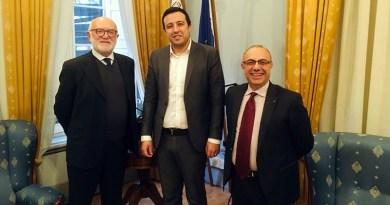 Giovanni Basciano, Clint Camilleri, Nino Carlino