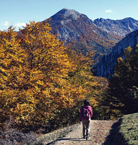 Parco delle Madonie, sentieri naturalistici