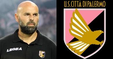 Roberto Stellone, allenatore Palermo Calcio