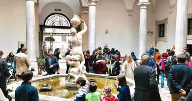 Museo Archeologico Salinas, piazza Olivella a Palermo