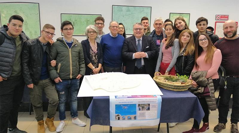 Esperienza Insegna, presidente Caltagirone Ente Parco Madonie