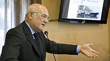 Giovanni Basciano, responsabile settore Pesca Agci Sicilia