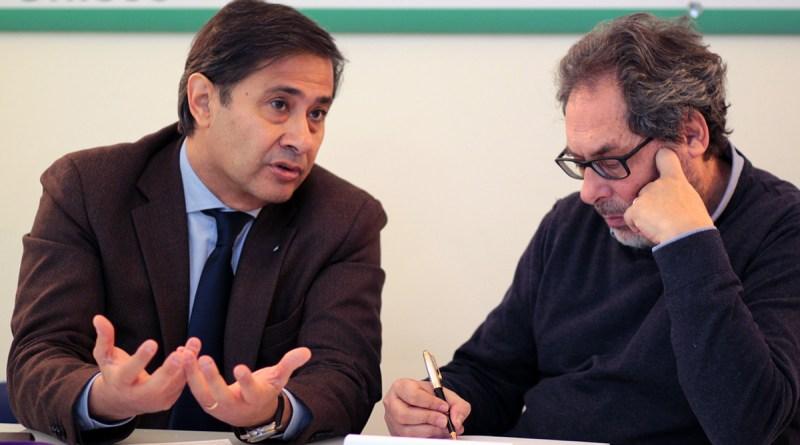 Sebastiano Cappuccio e Angelo Scuderi