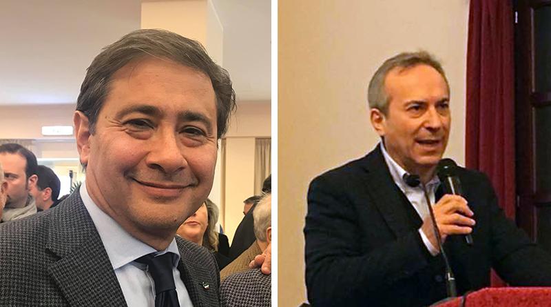 Sebastiano Cappuccio e Paolo Montera