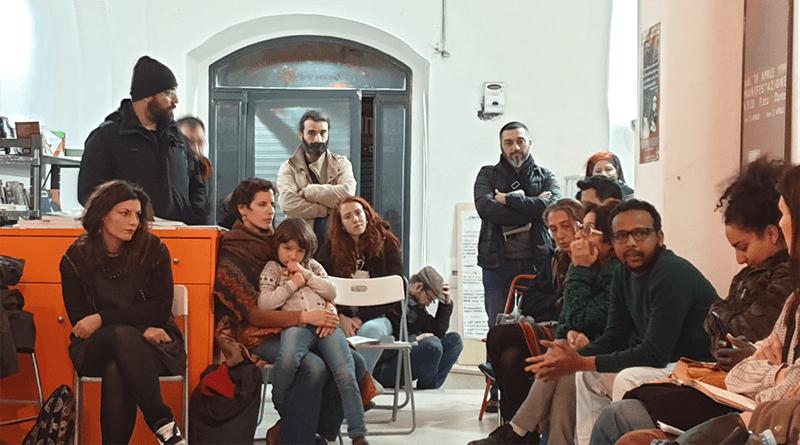 Riunione cooperative sociali a Catania