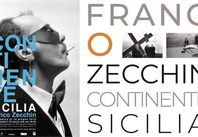 """""""Continente Sicilia"""", mostra Franco Zecchin il 16 marzo al Centro Internazionale di fotografia"""