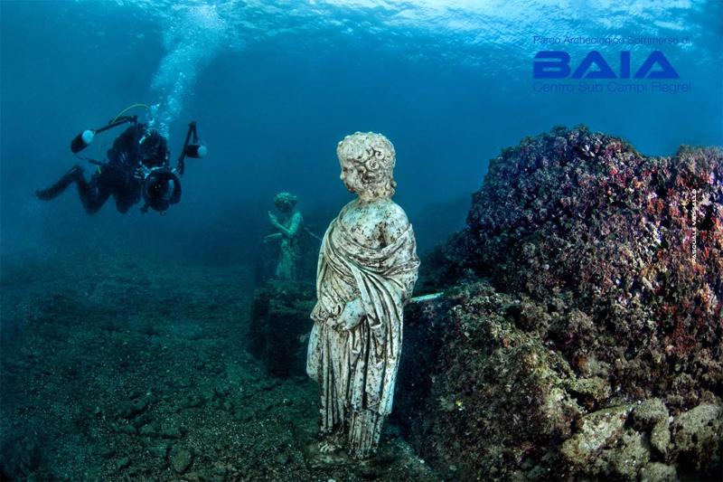 Parco archeologico sommerso di Baia - Pozzuoli