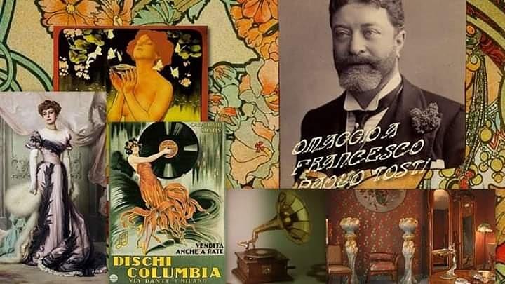 Omaggio a Francesco Paolo Tosti, musica '900