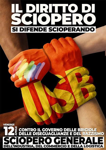 diritto di sciopero USB