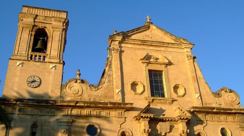 Chiesa di San Rocco, Scordia