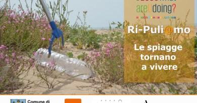 Ambiente, studenti impegnati in Ripuli@mo, iniziativa di pulizia differenziata nel litorale di Marina di Butera
