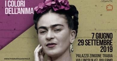 Mostra Frida Kahlo a Palermo