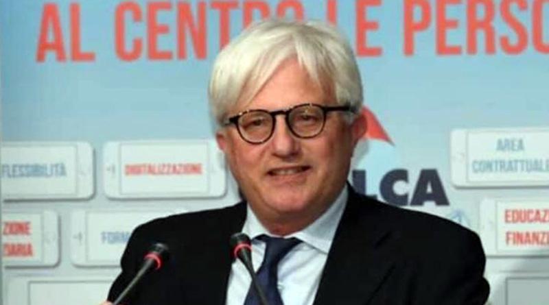 Gino Sammarco, Uilca