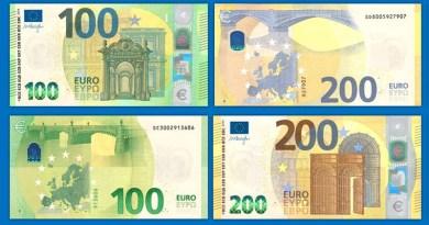 """Euro: le nuove banconote """"indistruttibili"""" resistono in lavatrice. E sono pure """"vegan friendly"""""""