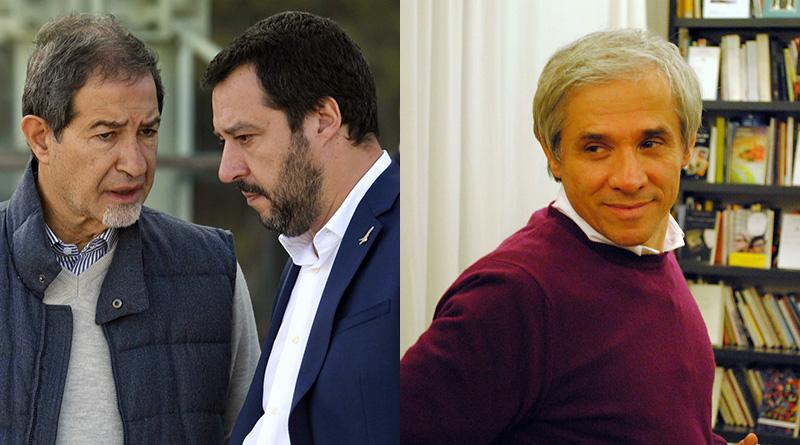 Musumeci, Salvini e Penna