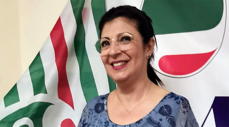 Tiziana Greco, Cisl Partinico