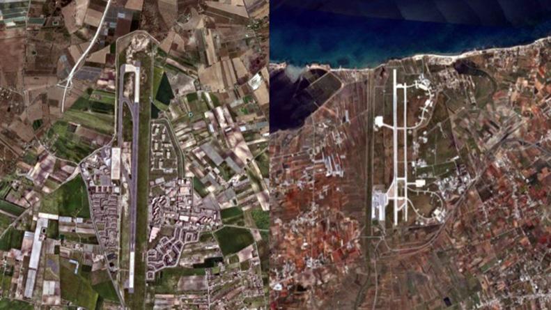 Aeroporti di Comiso e Trapani