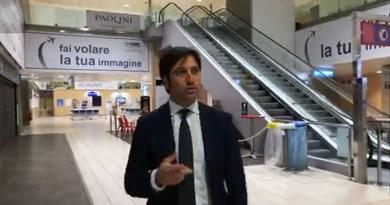 """Ferrandelli: """"Aeroporto di Trapani, volano del territorio abbandonato dalla politica, da Palermo tentiamo soccorso con Gesap"""""""