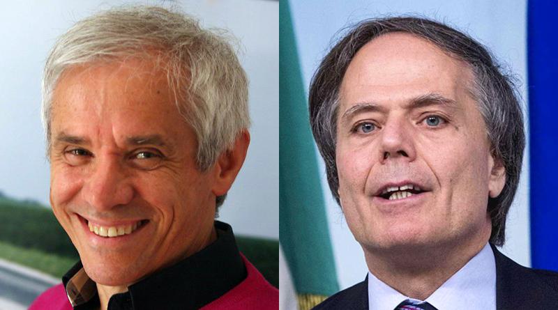 Aldo Penna e Enzo Moavero Milanesi