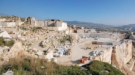 Cave marmo Custonaci