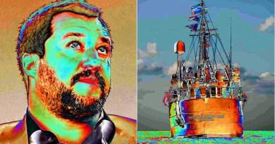 salvini vs Sea Eye
