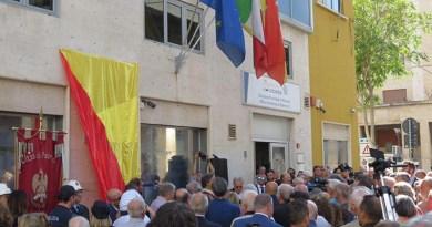 intitolazione Via Giornale L'Ora a Palermo