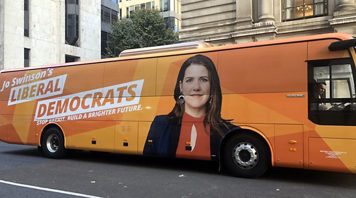 Liberaldemocratici Jo Swinson