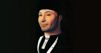 Ritratto d'ignoto marinaio di Antonello da Messina