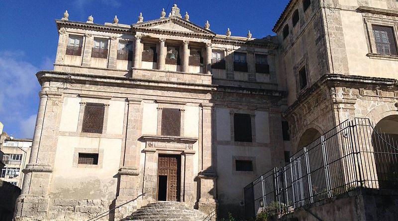 Monastero delle Benedettine, Palma di Montechiaro