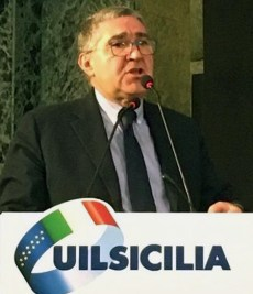 Claudio Barone, segretario generale Uil