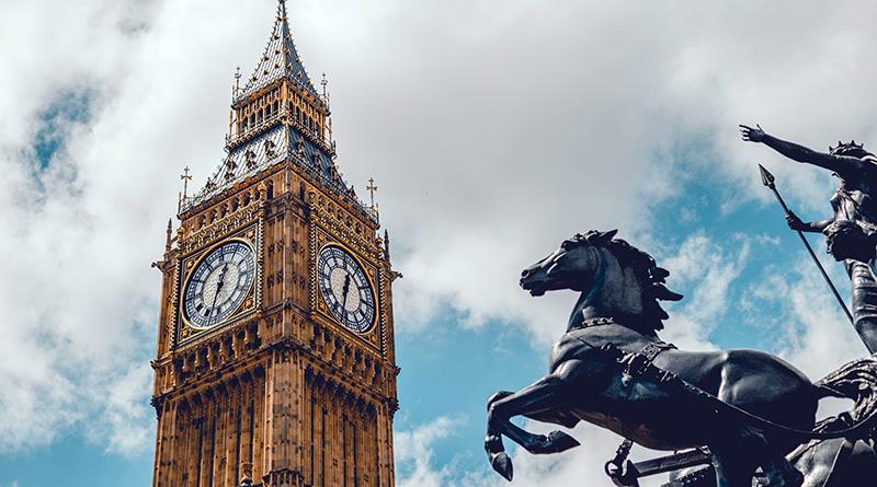Big Ben, Westminster, Boadicea, Londra