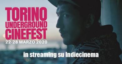 Torino Undeground Cinefest in streaming sulla piattaforma Indiecinema