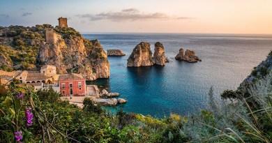 Tonnara Scopello, Castellammare del Golfo, Trapani