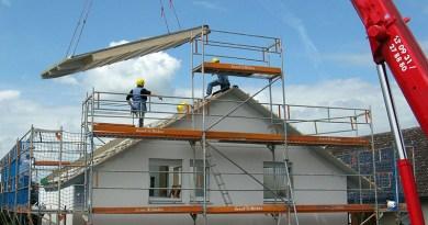 cantiere lavori ristrutturazione edilizia