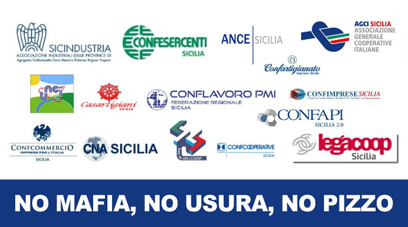 manifesto nomafia nousura nopizzo
