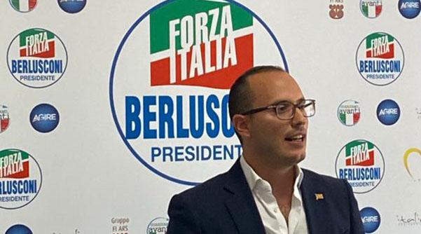 Andrea Mineo, Forza Italia