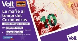 Mafia Coronavirus Volt Messina