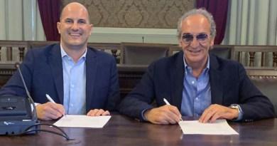 Antonello Mineo e Pino Pace