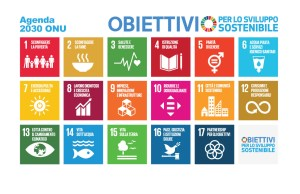 obiettivi sdg agenda 2030