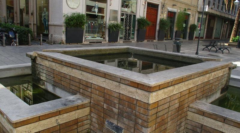 Fontana via Magliocco