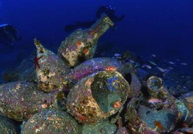 Archeologia subacquea. SopMare esplora con robot fondali di Catania, dove si trovano due antichi relitti