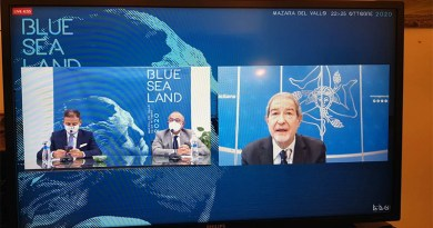 inaugurazione Blue Sea Land 2020