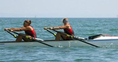 Canottieri Telimar Palermo vince gli europei di coastal rowing. Oro nel doppio femminile con Violante Lama e Elena Armeli