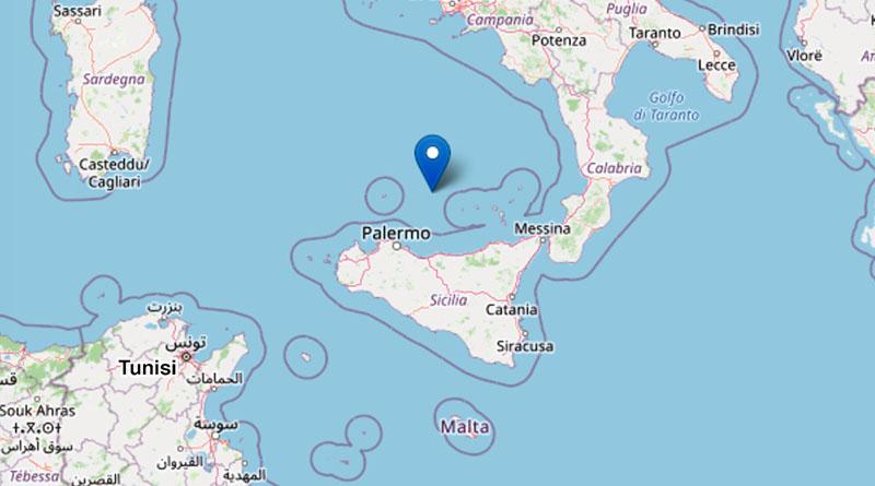 Trema il Sud Italia: numerose scosse di terremoto e due sciami sismici nel Tirreno meridionale