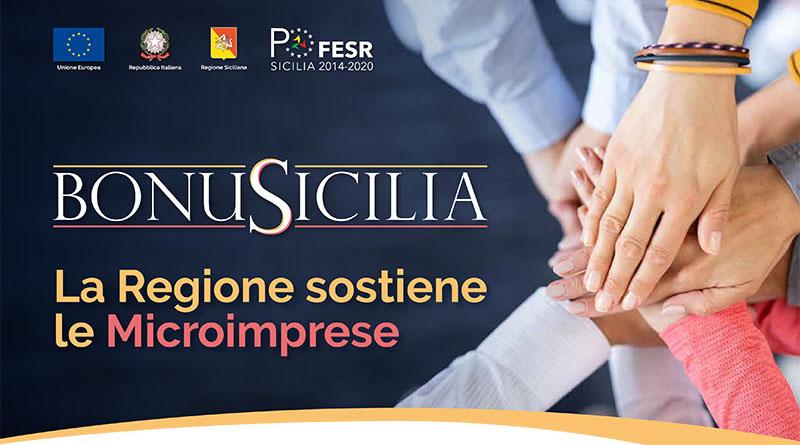 Bonus Sicilia microimprese