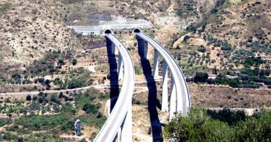 viadotto autostrade siciliane