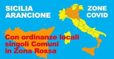 Sicilia Italia regioni covid