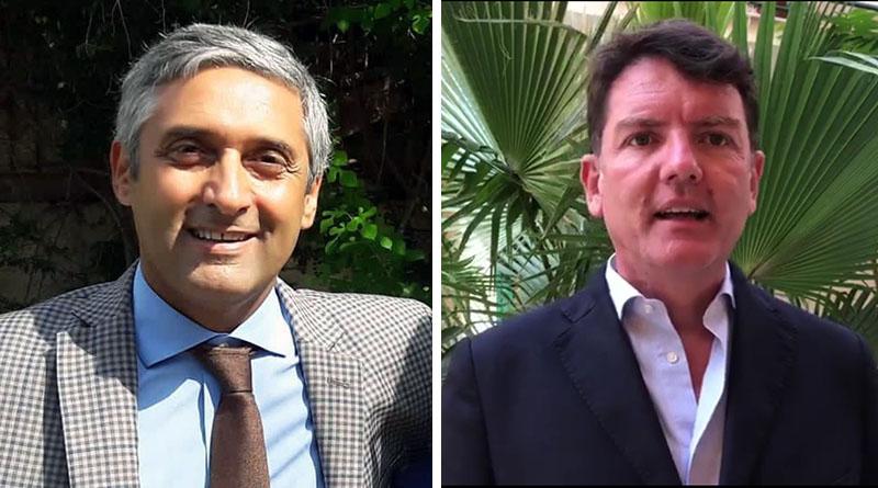 Toni Scilla e Marco Zambuto