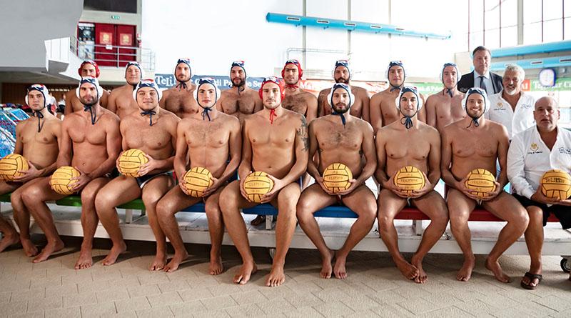 squadra pallanuoto Telimar Palermo 2020-2021